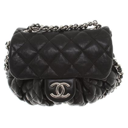 Chanel Flap Bag in Schwarz