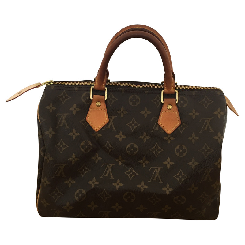 louis vuitton speedy 30 monogram buy second hand louis vuitton speedy 30 monogram for. Black Bedroom Furniture Sets. Home Design Ideas