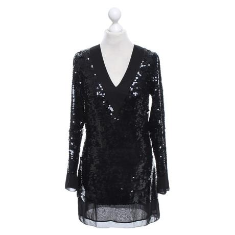 Verkauf Des Niedrigen Preises Karl Lagerfeld Paillettenkleid in ...