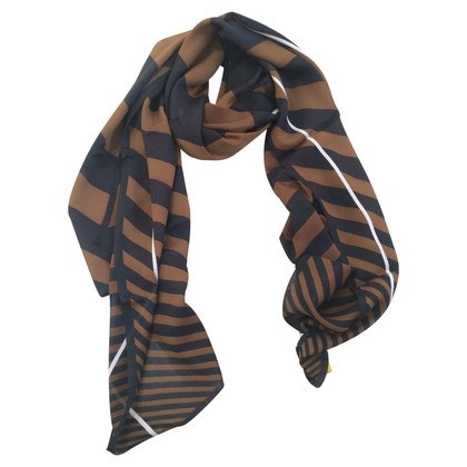Fendi Zijden sjaal