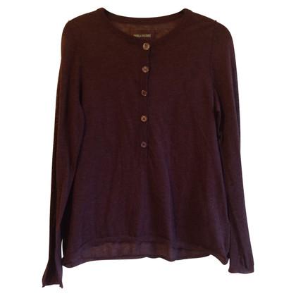 Zadig & Voltaire Knit shirt in Bordeaux