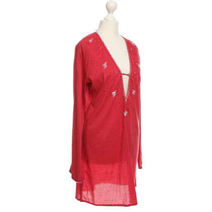 Melissa Odabash Bluse in Rot