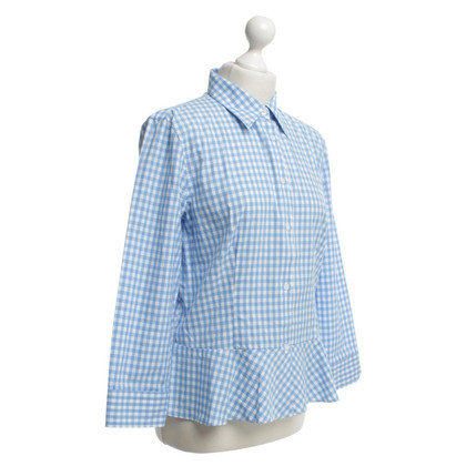 Ralph Lauren Blouse with check pattern