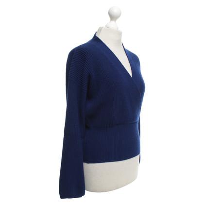Andere merken Ballantyne - kasjmier trui in Royal Blue