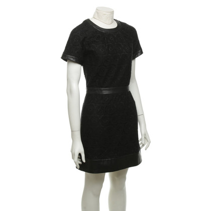 Other Designer SEA New York - Lace dress in black