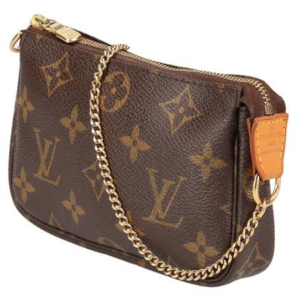 Louis Vuitton Mini Pochette Accessories Monogram