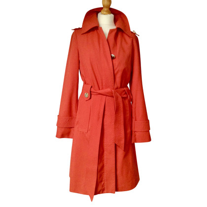 Marc by Marc Jacobs Rode trenchcoat