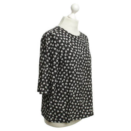 Dolce & Gabbana Blouse in black and white