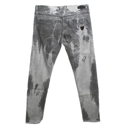 Andere Marke Hollywood Trading Company - Batikjeans