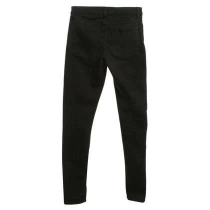 Acne Skinny-Jeans in black
