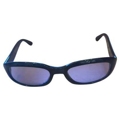 Coccinelle occhiali da sole blu