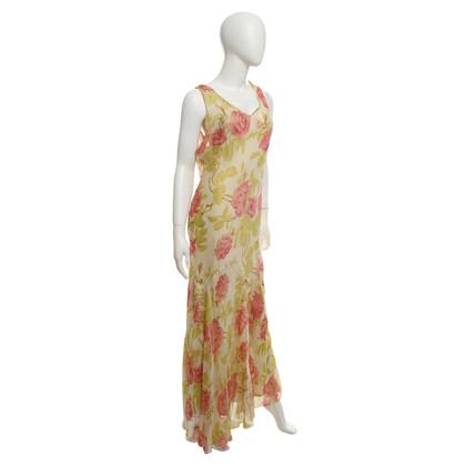 P.A.R.O.S.H. P.A.R.O.S.H - Summer dress with floral print