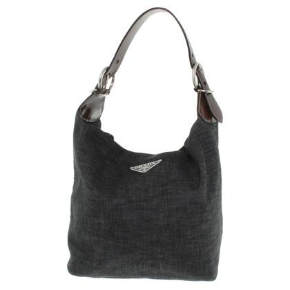 Prada Handbag made of jeans