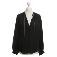 Michael Kors Silk blouse in black