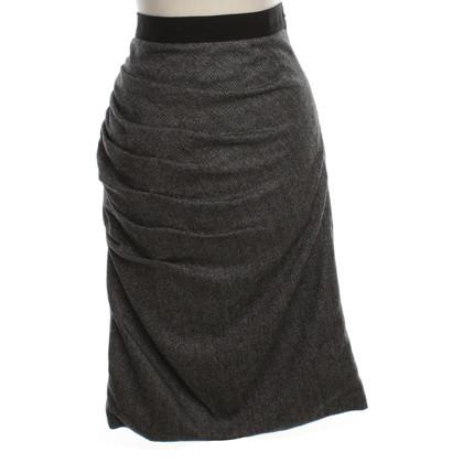 Dolce & Gabbana rok in grijs