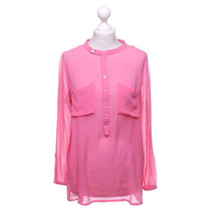Other Designer iHeart - Silk Blouse in Pink