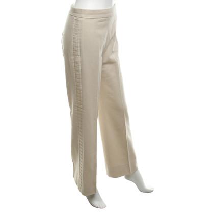 Chloé trousers in beige