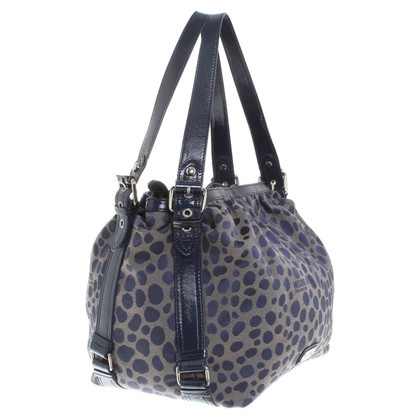 Moschino Borsa Animal-Look