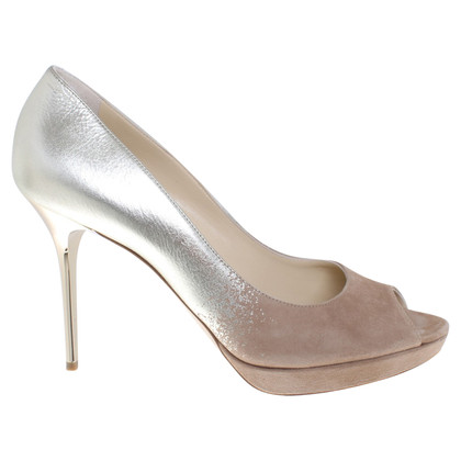 Jimmy Choo pumps in Bicolor
