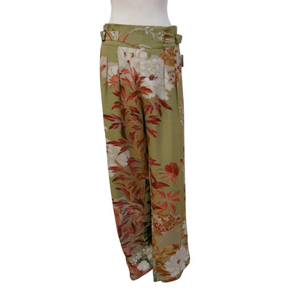 Gucci Flowers trousers flowered