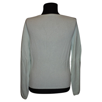 FTC Cashmere Cardigan in mint