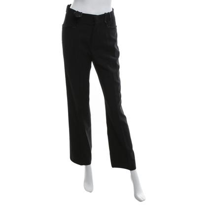 Gucci Pantaloni con applicazioni