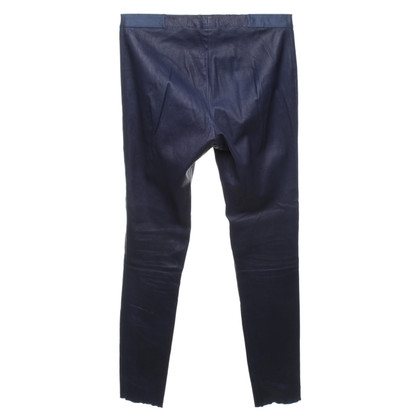 Alice + Olivia Navy blue trousers