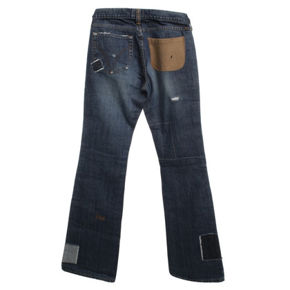 Dolce & Gabbana Jeans con toppe