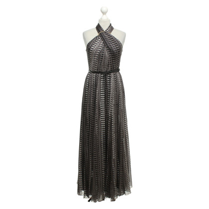 Halston Heritage Dress with pattern