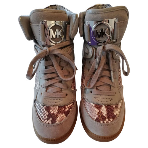 29633f7ef5f85 Michael Kors Sneaker wedges - Second Hand Michael Kors Sneaker ...