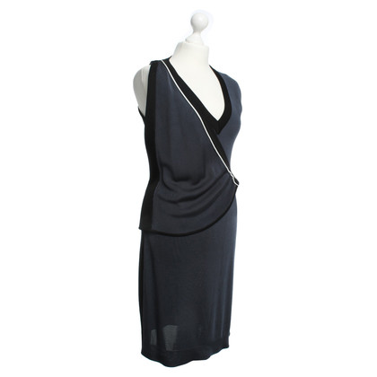 Bouchra Jarrar Wrap dress from viscose