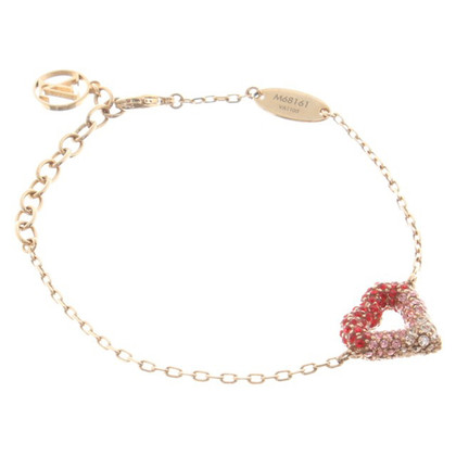 Louis Vuitton Armband mit Strass-Detail