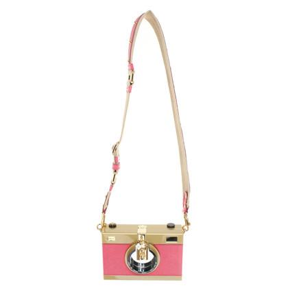 Dolce & Gabbana Shoulder bag with camera motif