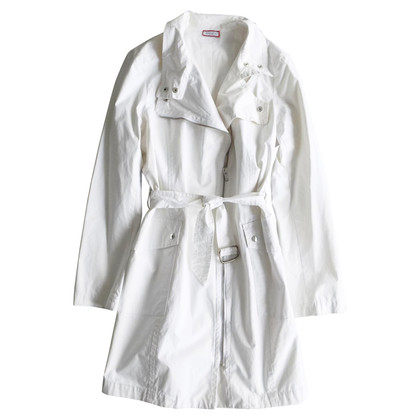 Max & Co Trench coat in white