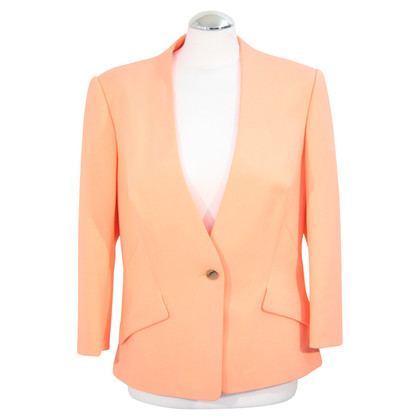 Ted Baker Blazer in neonsinaasappel