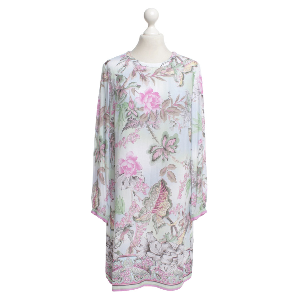 Riani Dress with floral pattern