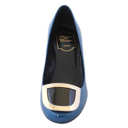 Roger Vivier Patent leather pumps