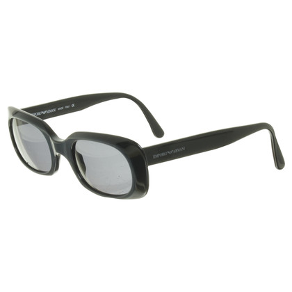 Armani Sunglasses in black / blue