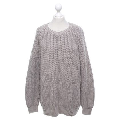 Cos Sweater with silk insert