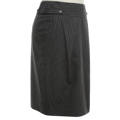 Max Mara Wool skirt with pattern