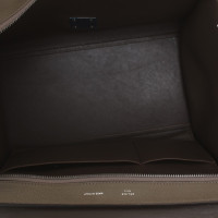 "Céline ""Trapeze Bag"" in Taupe"