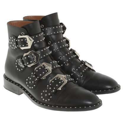 Givenchy Ankle boots with trim