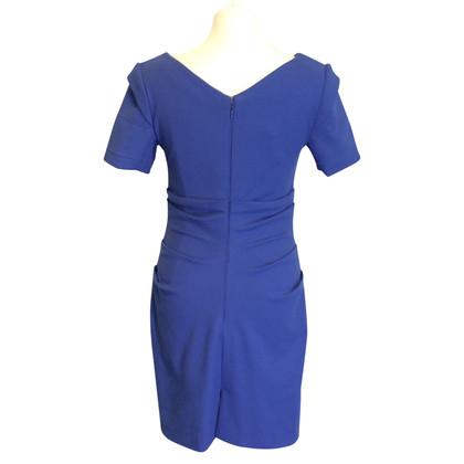 Talbot Runhof katoenen jurk
