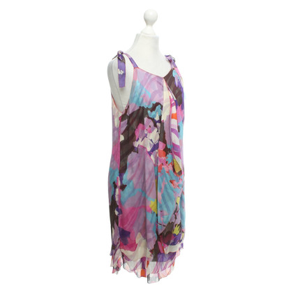 Diane von Furstenberg Silk dress in multicolor