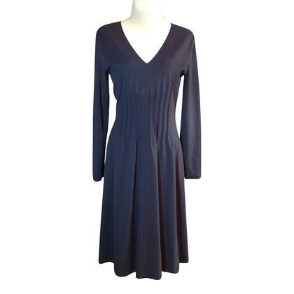 Armani Collezioni Dress in blue smoke