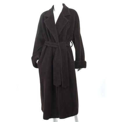 Akris Coat of alpaca / wol