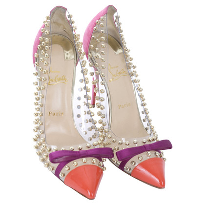 Christian Louboutin Bille et Boule-Pumps