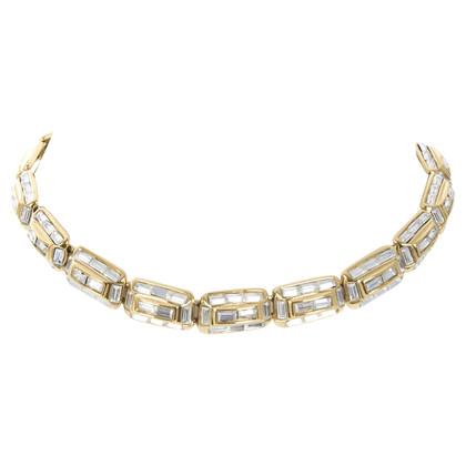 Yves Saint Laurent Vintage Santi chain