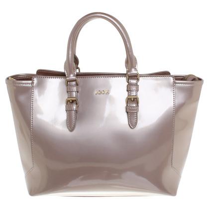 JOOP! Handbag made of patent leather