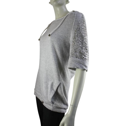 Elisabetta Franchi Grey sweater